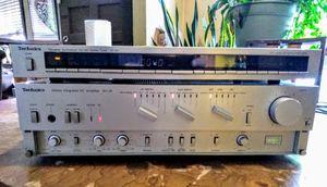 Super rare Technics SU-V9 amplifier and matching tuner for Sale in Nashville, TN