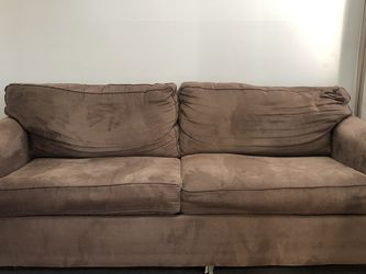 Sofa- Queen Size Pull Out Pier 1 for Sale in Atlanta,  GA