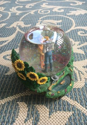 Disney Pocahontas Musical Snow Globe for Sale in Lawrenceville, GA