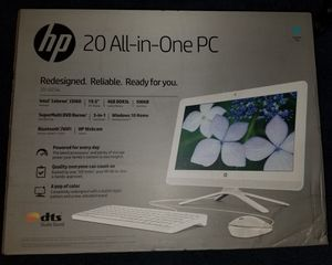 HP All in One PC Brand New for Sale in Berlin, MD