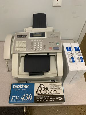 Brother Fax Machine for Sale in Chicago, IL