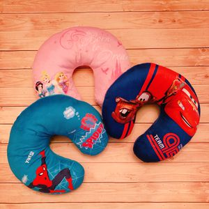 Travel Neck Pillow - SpiderMan, Cars, & Princess for Sale in Hacienda Heights, CA