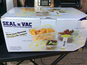 Seal n vac for Sale in Phoenix, AZ