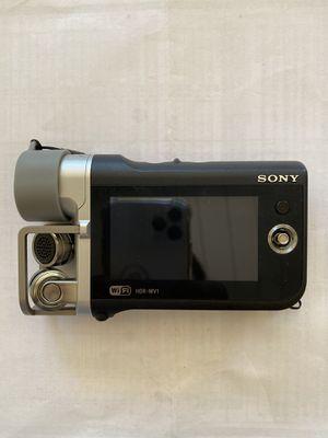 Sony music video camera for Sale in Palo Alto, CA