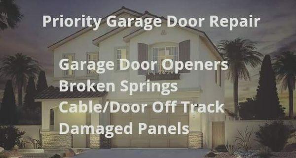 Garage Door Springs