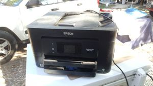 Epson work force pro for Sale in Austin, TX