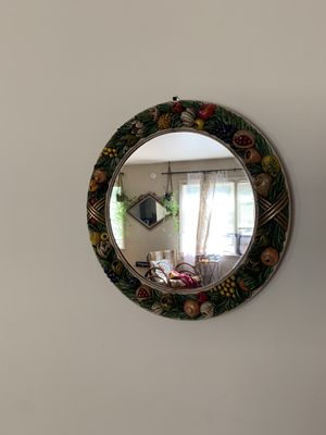 Circle hanging mirror for Sale in Lexington, KY