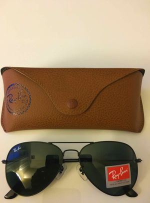 Brand New Authentic RayBan Aviator Sunglasses for Sale in Miami, FL