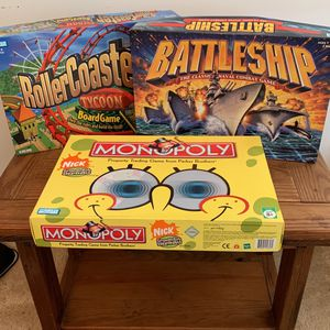 Lot Of Family Games for Sale in Millersville, MD