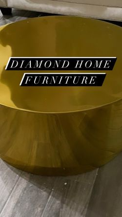 New Gold Coffee Tables Set /29 Down for Sale in Houston,  TX