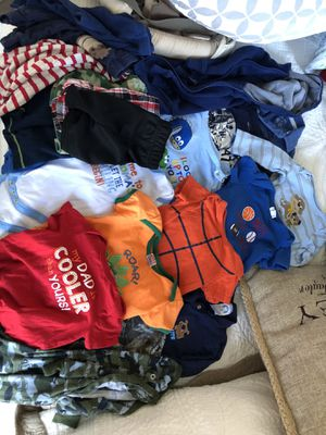 Baby clothes 3-6 month for Sale in Suffolk, VA