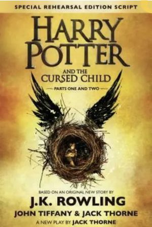Harry Potter and The Cursed Child Parts One and Two by J.K. Rowling, Jack Thorne for Sale in Chicago, IL