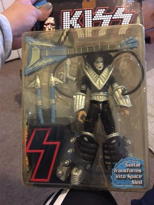 Kiss action figure collectibles for Sale in National City, CA