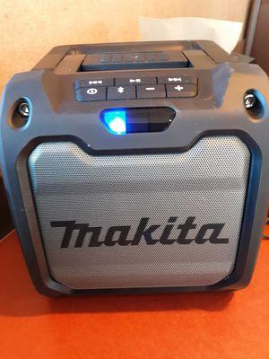 Makita bluetooth speaker for Sale in San Diego, CA