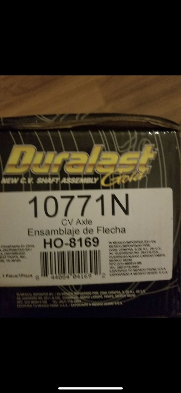 Acura TSX parts. K series Part out