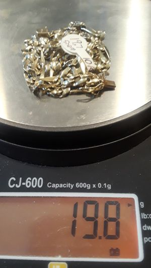 10k solid Gold 19.7 grams chain for Sale in Chicago, IL