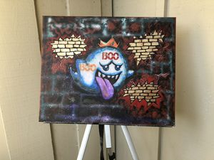 Boo painting for Sale in Baton Rouge, LA