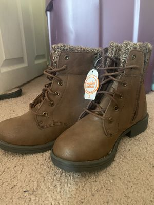 Kid(Girls boots) Size 2 for Sale in Mechanicsburg, PA