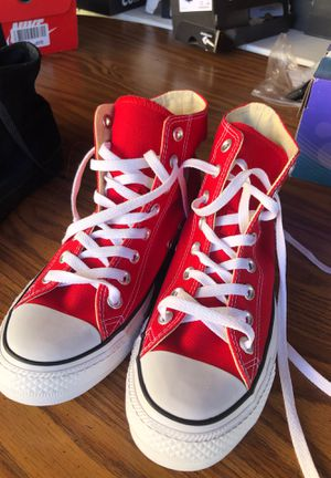 Red converse for Sale in Paramount, CA