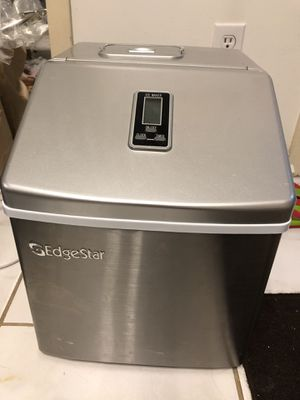 EdgeStar ice maker- working condition for Sale in Maplewood, MN