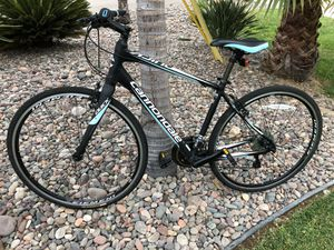 """Cannondale Quick 4 700cc Si Road Bike 24-Speed """"Tall Frame"""" 19"""" """"Like Brand New"""" for Sale in Lakeside, CA"""