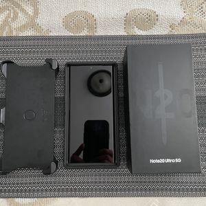 Samsung Galaxy Note Ultra 5G for Sale in Trenton, NJ