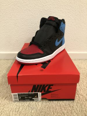 Jordan 1 UNC to CHI 7W for retail + tax for Sale in Buena Park, CA