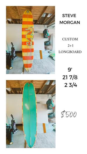 Custom Longboard Surfboards for Sale in Honolulu, HI