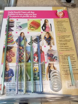New learn to crochet for Sale in Cape Coral, FL