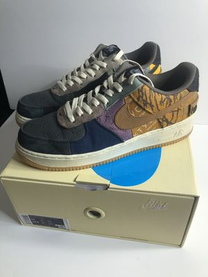 Nike Air Force 1 low Travis Scott size 12 og all cactus jack astroworld for Sale in Bellevue, WA