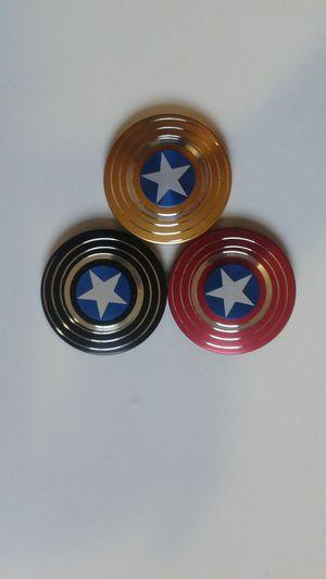 Fidget Spinner Captain America for Sale in Wilmington, DE