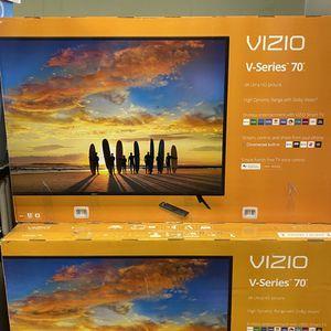 70 INCH VIZIO SMART 4K TVS HUGE SALE WITH WARRANTY TVS GAMING TV for Sale in Glendale, CA