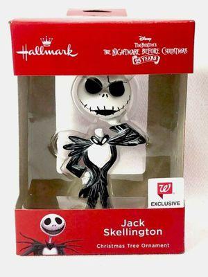 Nightmare Before Christmas Jack Skellington Ornament for Sale in San Antonio, TX