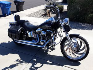 09 softail custom for Sale in Surprise, AZ