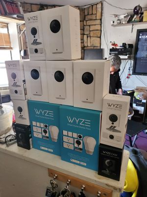 New wireless security cameras for Sale in Denver, CO