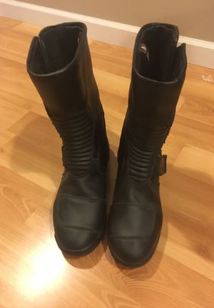 Motorcycle boots for Sale in Sunbury, OH