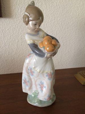 "Lladro ""Venetianita"" Girl with Oranges for Sale in Norcross, GA"