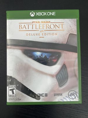 Star Wars Battlefront Deluxe Edition for Sale in St. Petersburg, FL