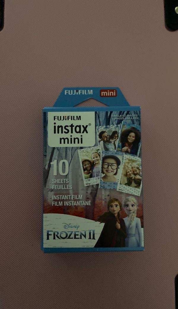 FUJI FILM INSTAX MINI 9 **Frozen II**