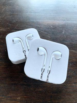 Apple EarPods (2x) for Sale in Alamo, CA