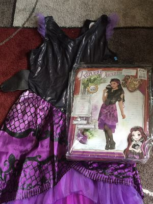 Girls halloween costume- size 10 -12yr for Sale in Duluth, GA