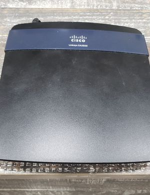 Linksys EA3500 Dual Band Wireless Router for Sale in Miami, FL