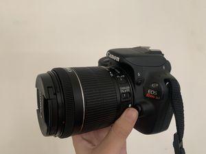 Canon DSLR Camera for Sale in San Jose, CA