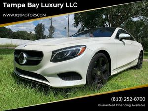 2015 Mercedes-Benz S-Class for Sale in Tampa, FL