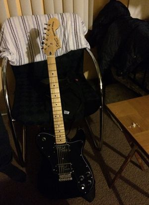 Squier Fender Telecaster Deluxe for Sale in Los Angeles, CA