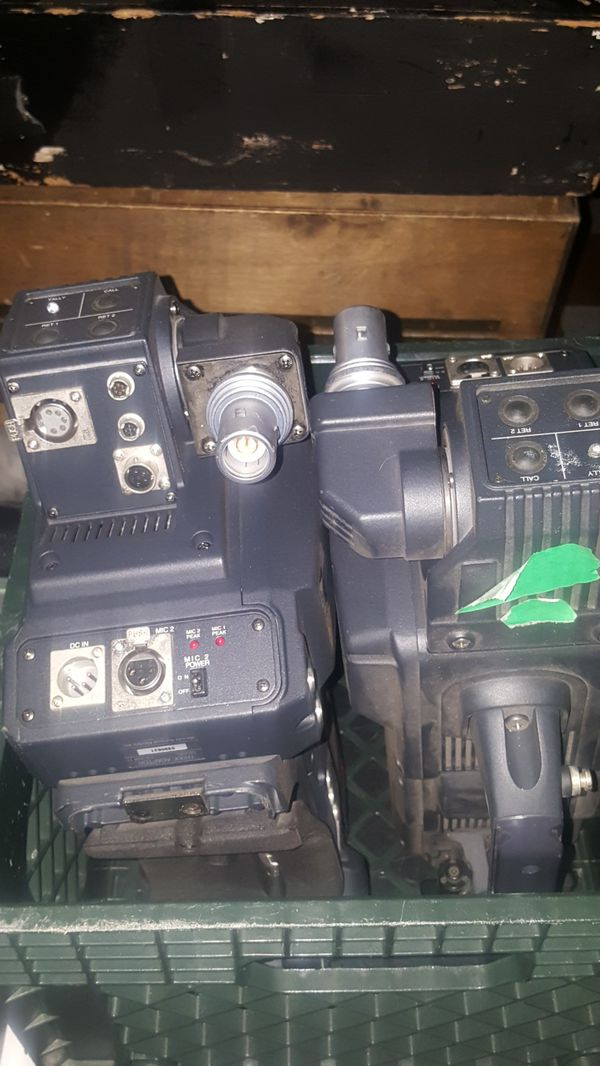 Hitachi echolab control and 2 cameras or best offer