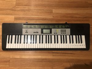 Casio LK-135 keyboard barely used for Sale in San Juan Capistrano, CA