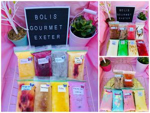 Bolis / hielitos / ice pop for Sale in Exeter, CA