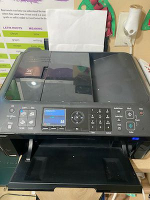 cannon printer, fax, scanner, copy maker! for Sale in Spring Valley, CA