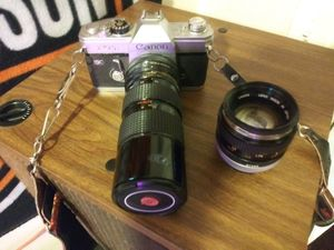 Canon 35mm camera for Sale in Endicott, NY